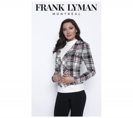 Frank Lyman 203420 Kockás Zakó
